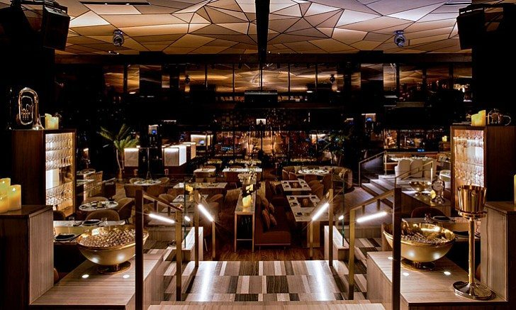 PLAY Restaurant: Playing at The H Hotel Dubai